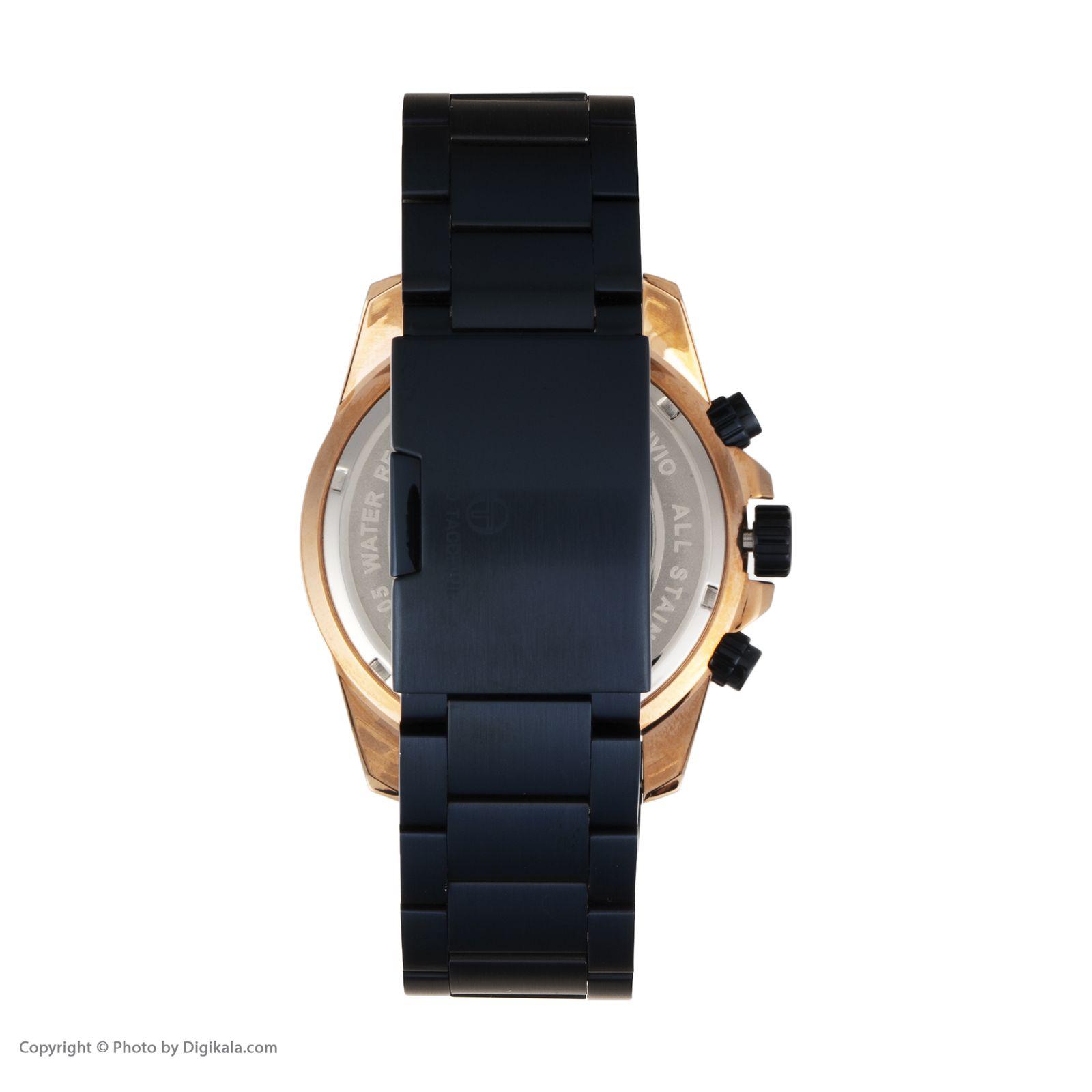 ساعت مچی عقربه ای مردانه سرجیو تاچینی مدل ST.5.170.05 -  - 2