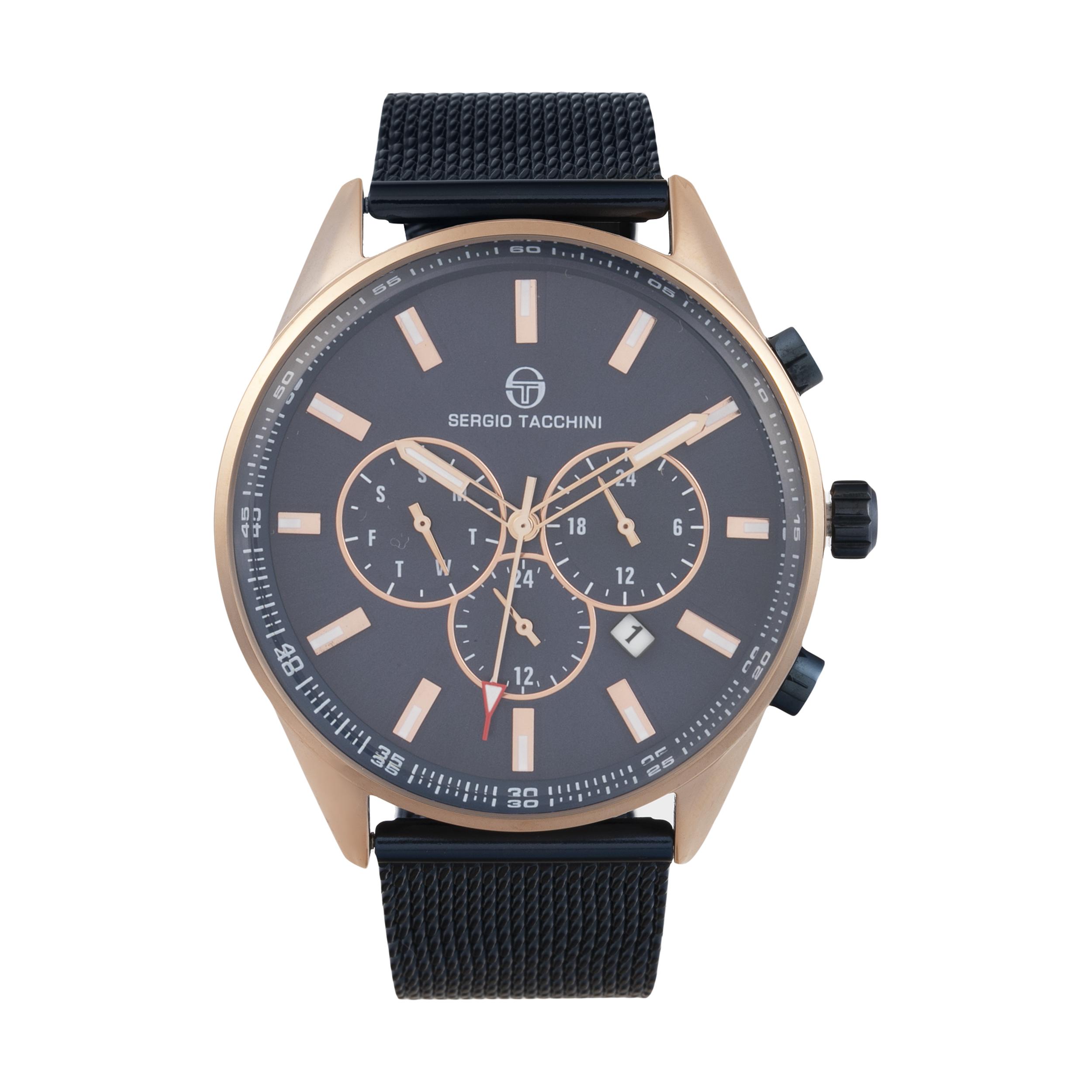 ساعت مچی عقربه ای مردانه سرجیو تاچینی مدل ST.8.131.01