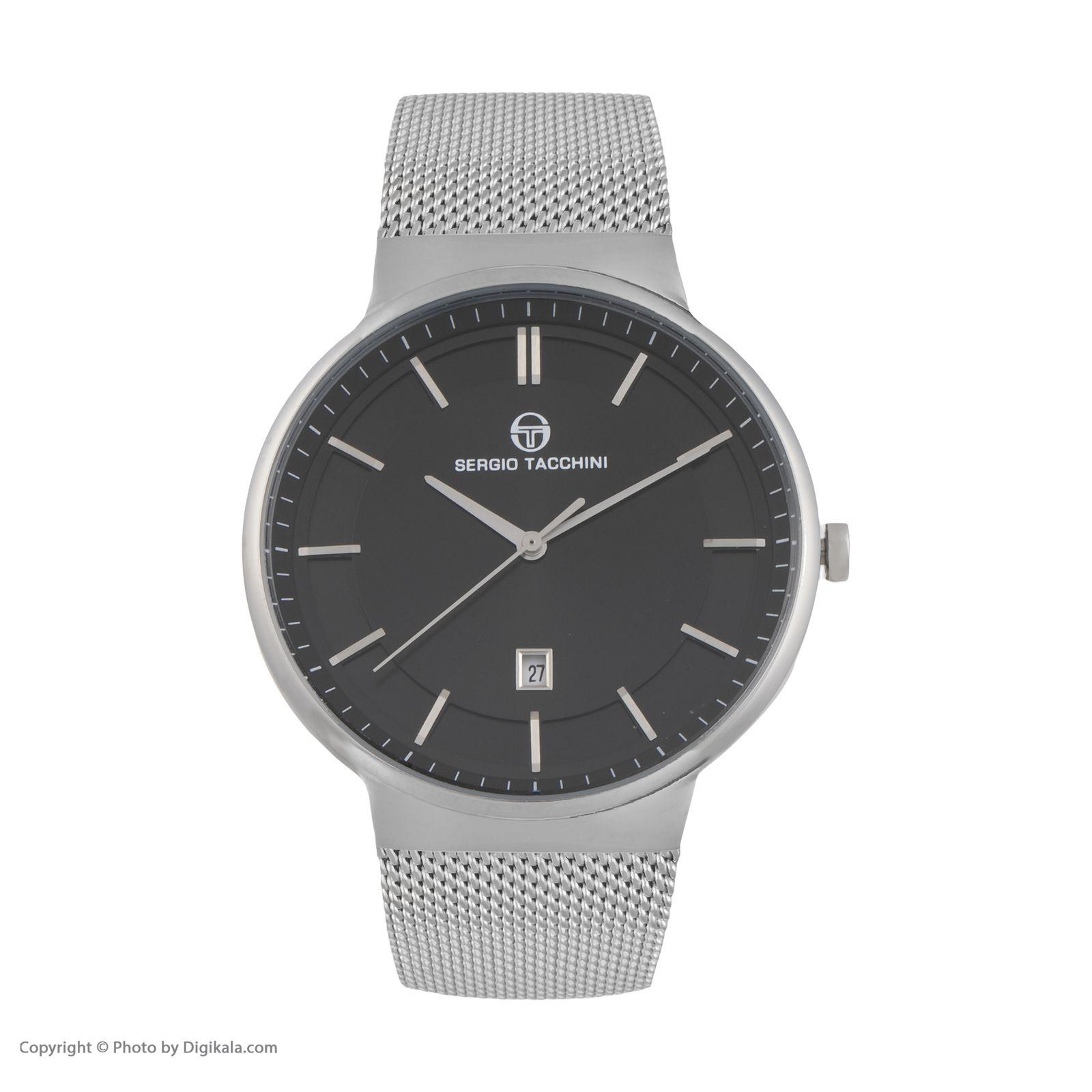 ساعت مچی عقربه ای مردانه سرجیو تاچینی مدل ST.2.115.02 -  - 1