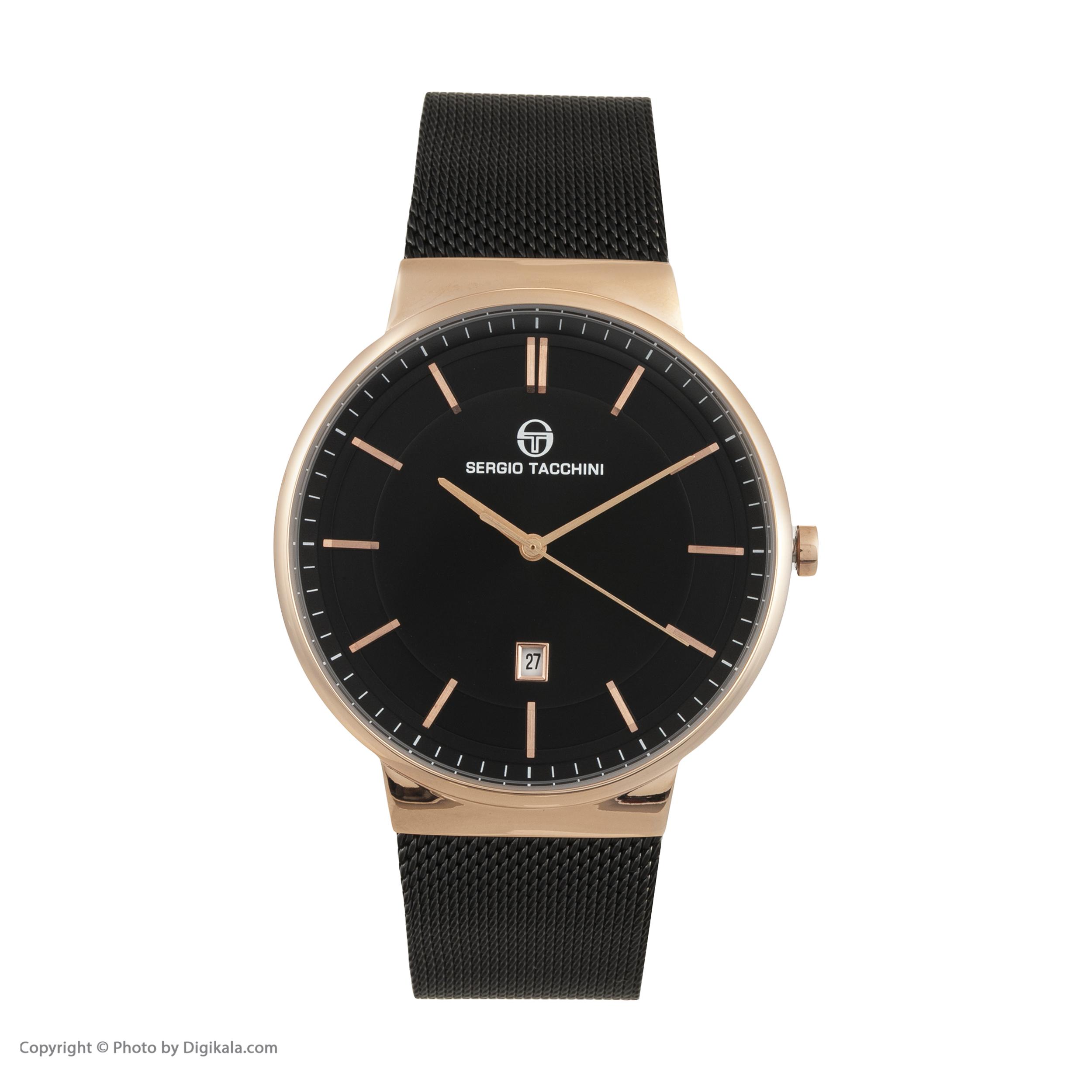 ساعت مچی عقربه ای مردانه سرجیو تاچینی مدل ST.2.115.03 -  - 1
