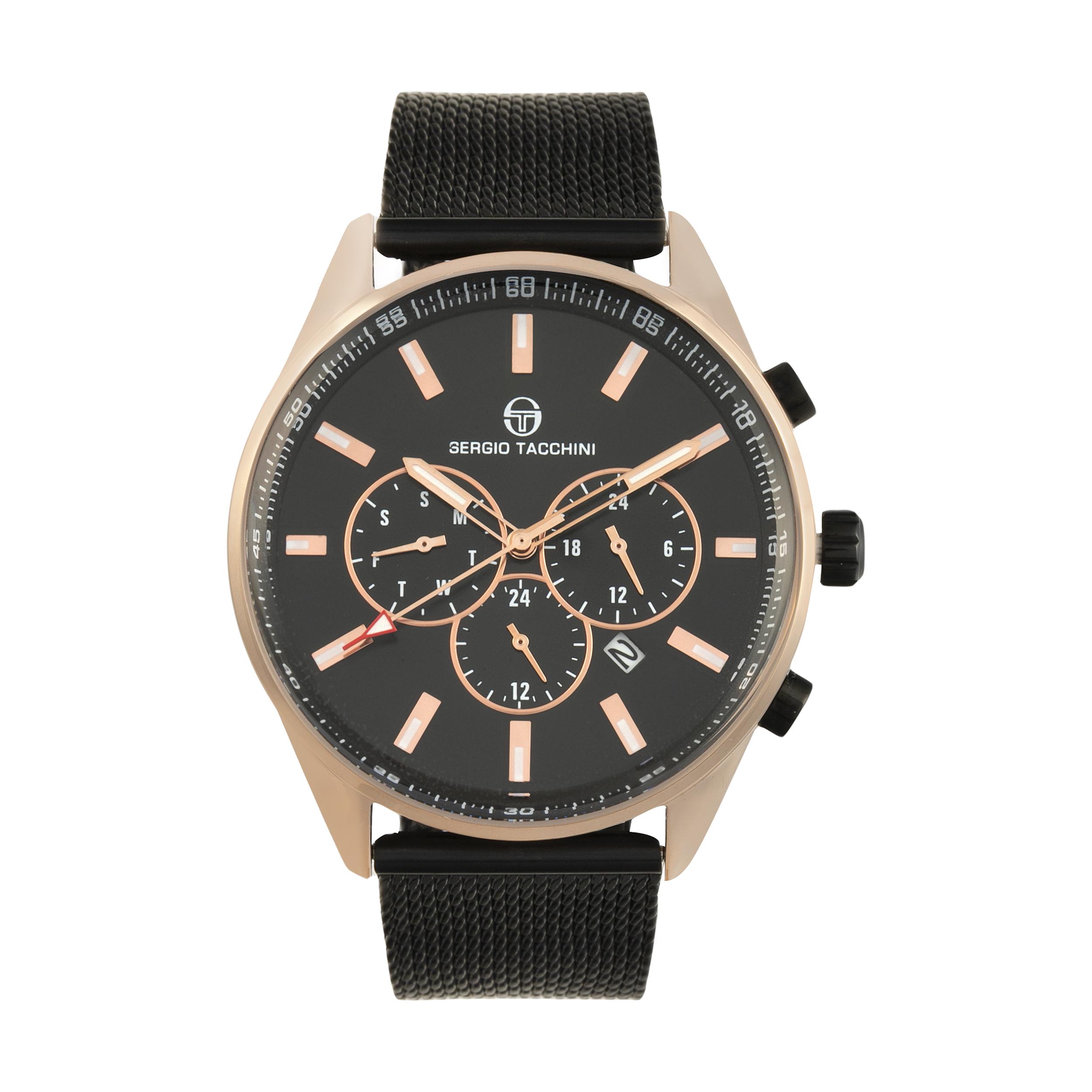 ساعت مچی عقربه ای مردانه سرجیو تاچینی مدل ST.8.131.03