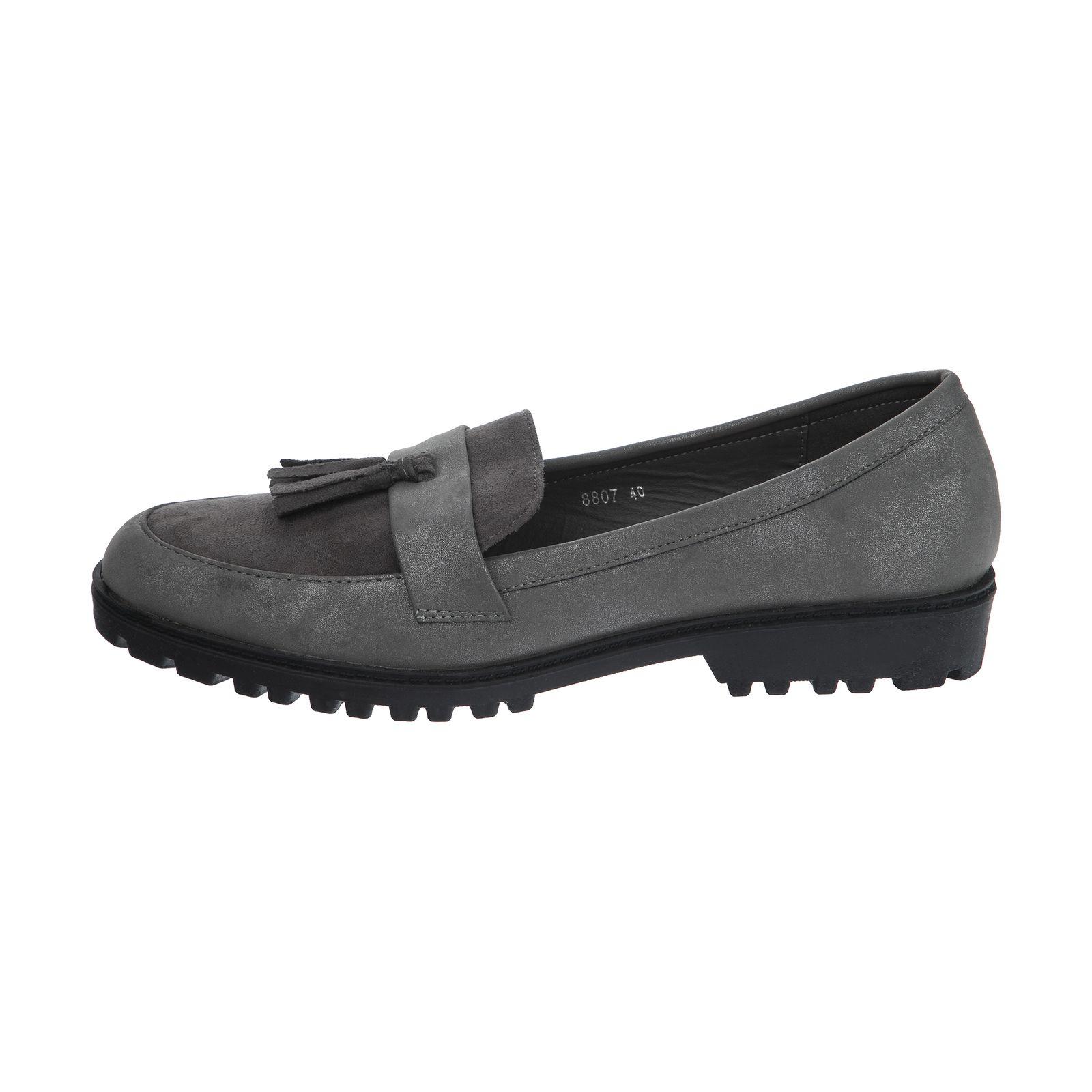 کفش روزمره زنانه مادام مدل F58807 -  - 2