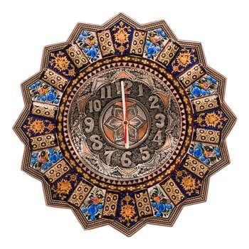 ساعت خاتم کاری محمد پرورش مدل خورشیدی کد 05