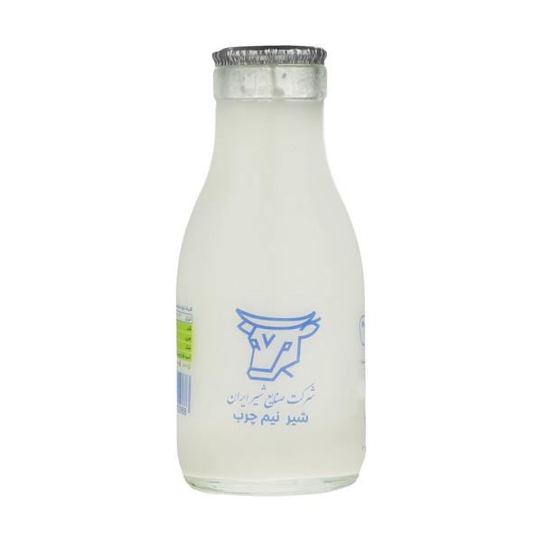شیر نیم چرب پگاه - 250 میلی لیتر