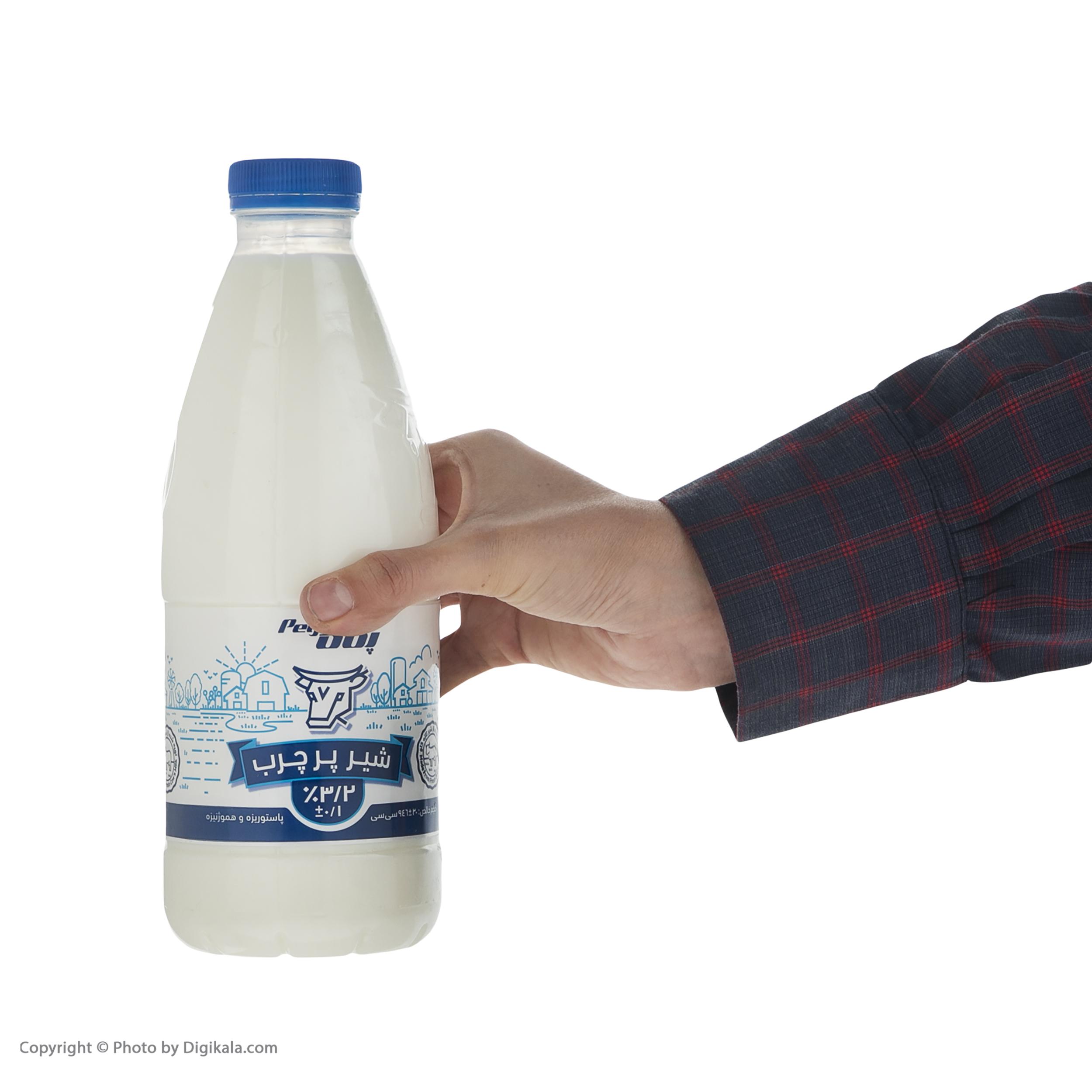 شیر پر چرب پگاه - 946 میلی لیتر