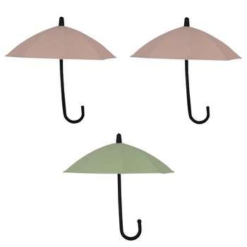 آویز تزیینی طرح چتر کد mk451 بسته 3 عددی