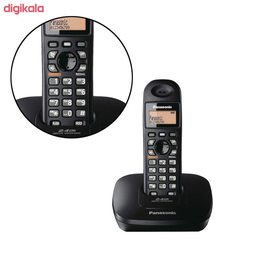 تلفن بی سیم پاناسونیک مدل KX-TG3611sx main 1 1