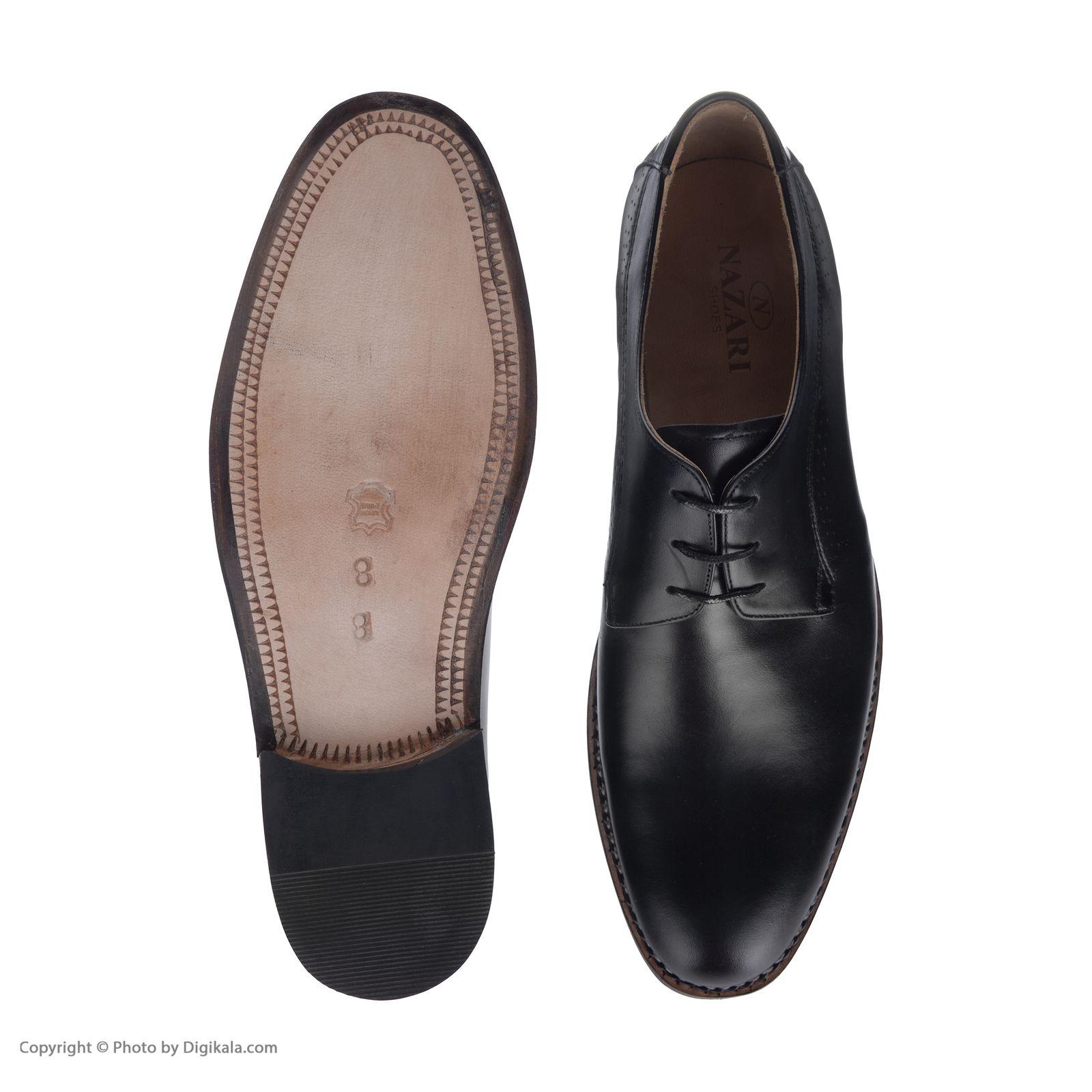 کفش مردانه نظری کد 405 -  - 3