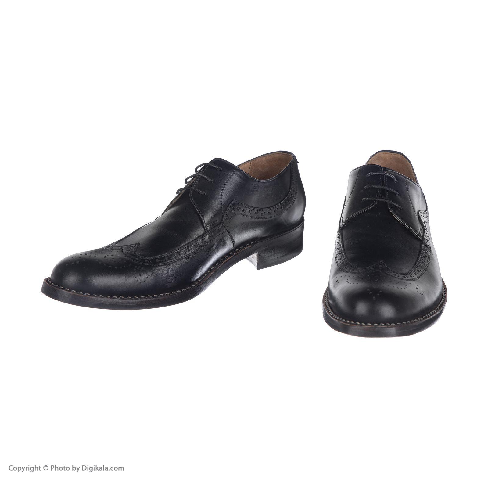 کفش مردانه نظری کد 401 -  - 4