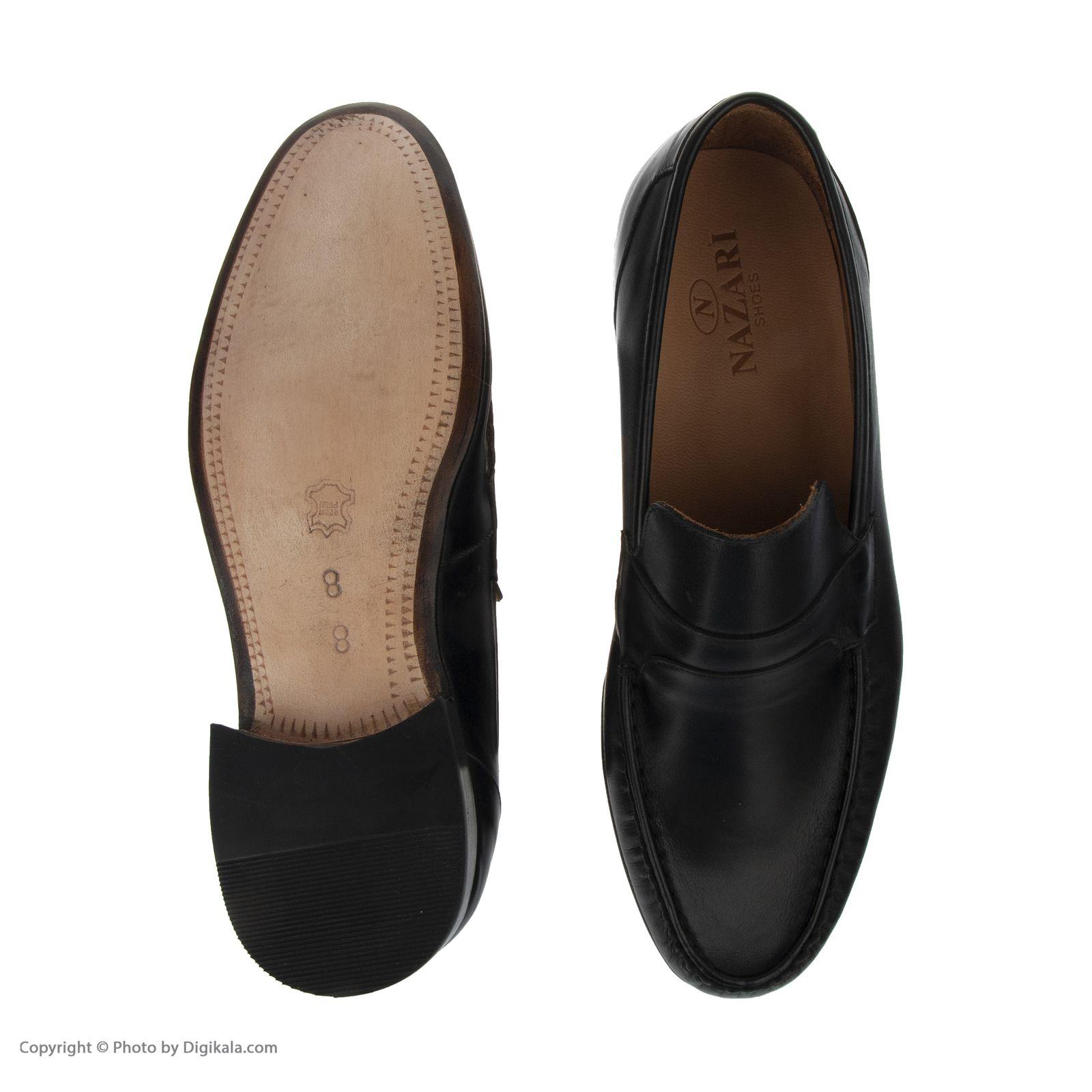 کفش مردانه نظری کد 409 -  - 3