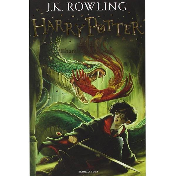 کتاب Harry Potter and the Chamber of Secrets اثر J.K. Rowling انتشارات Bloomsberry