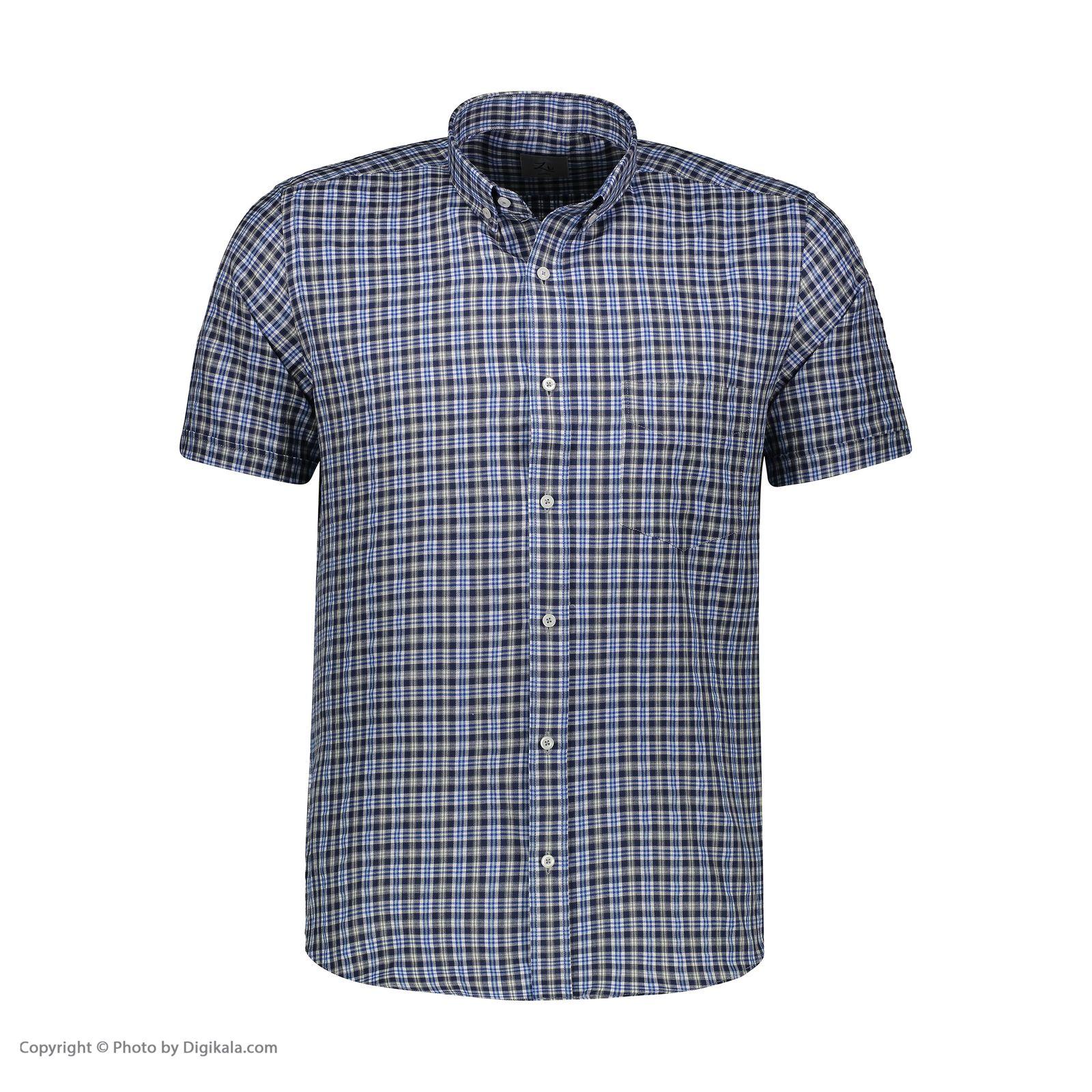 پیراهن مردانه زی مدل 1531190ML -  - 1