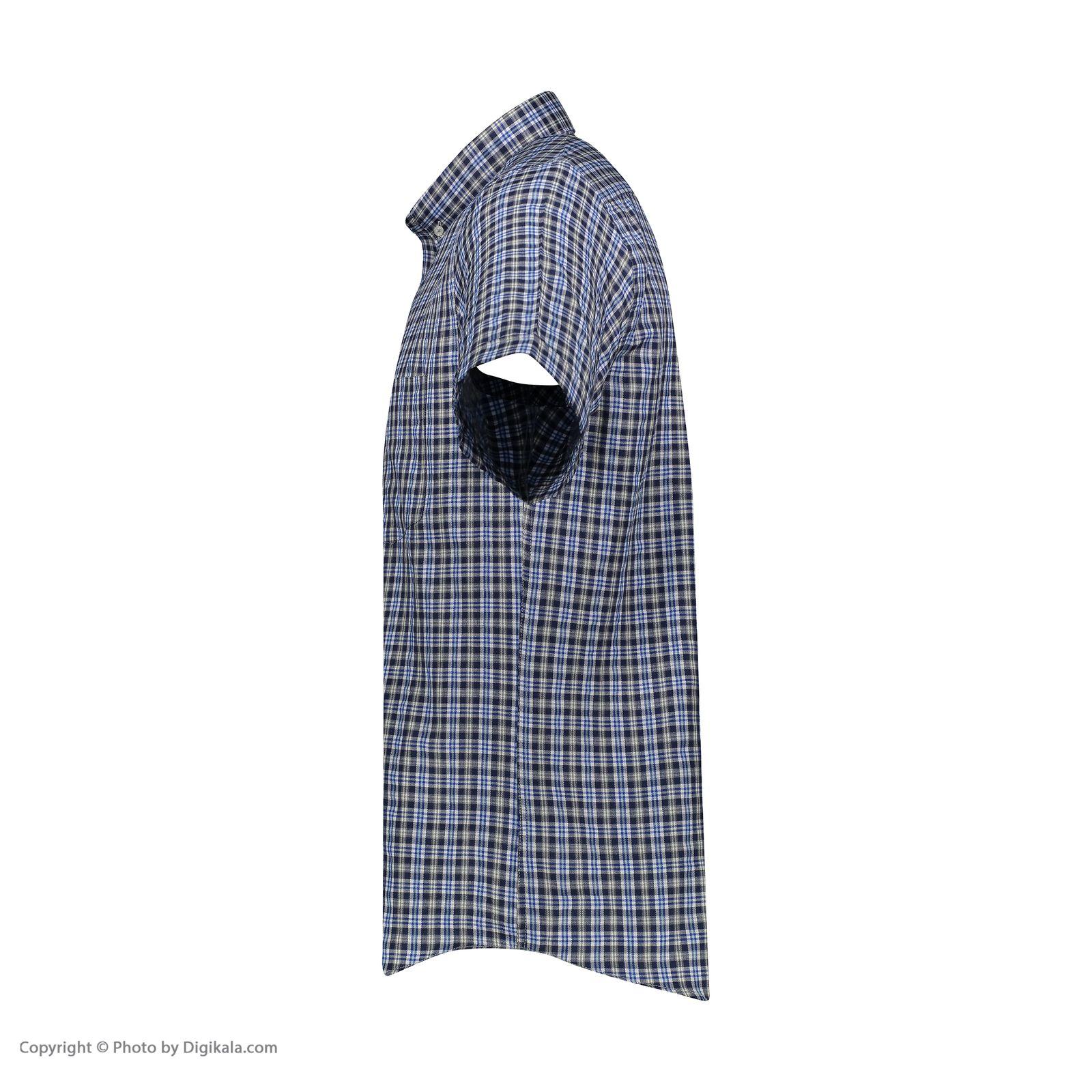 پیراهن مردانه زی مدل 1531190ML -  - 2