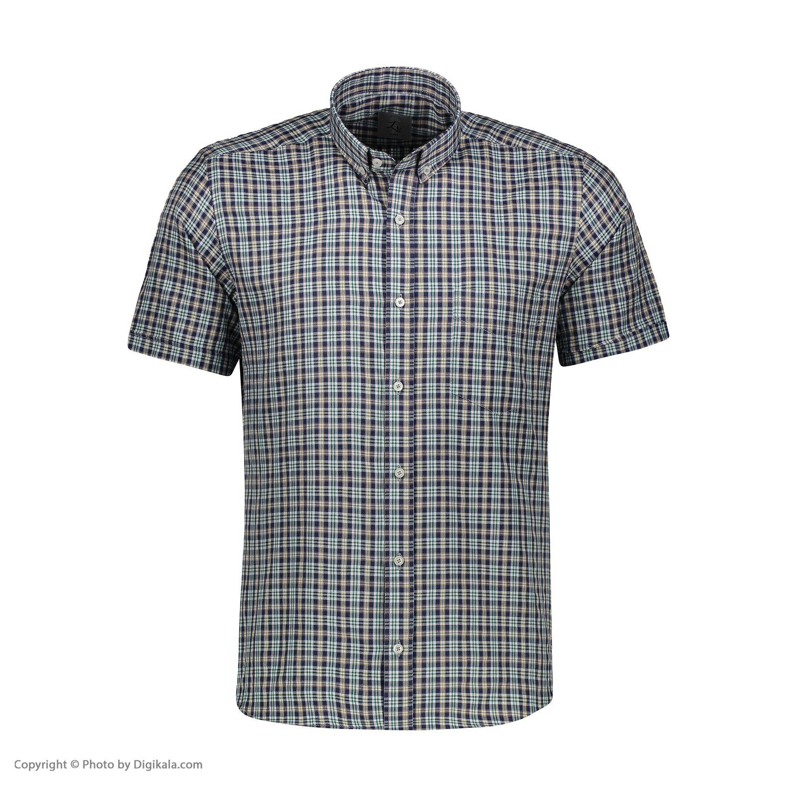 پیراهن مردانه زی مدل 1531189ML -  - 1