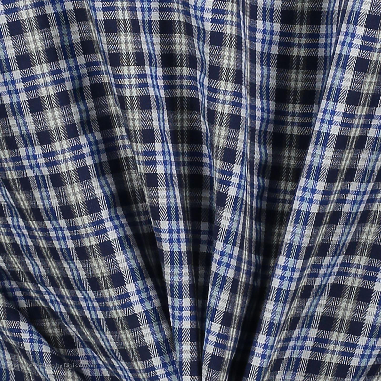 پیراهن مردانه زی مدل 1531190ML -  - 4