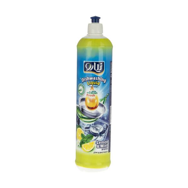 مایع ظرفشویی نیارو مدل لیمو نعناع حجم 1 لیتر
