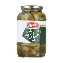 خیارشور ممتاز کامبیز - 1.5 کیلوگرم