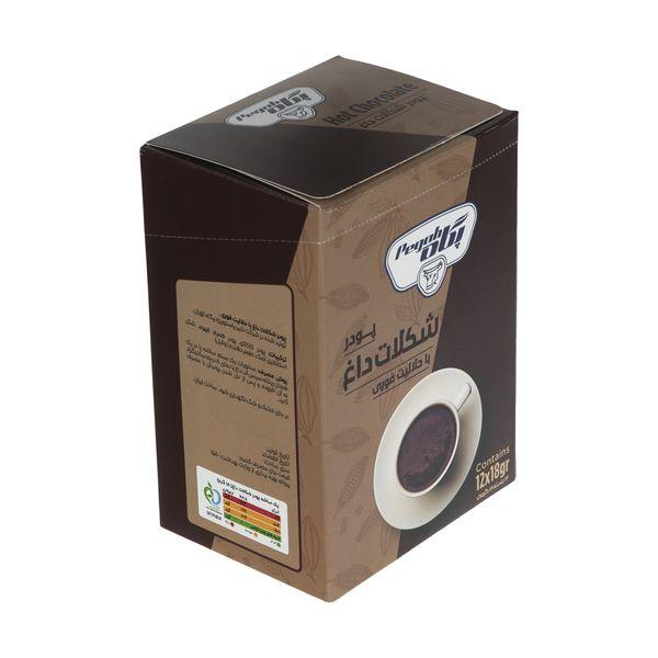 پودر شکلات داغ پگاه - بسته 12 عددی
