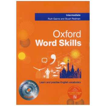 کتاب Oxford Word Skills اثر ruth gairns and stuart redman انتشارات oxford university press