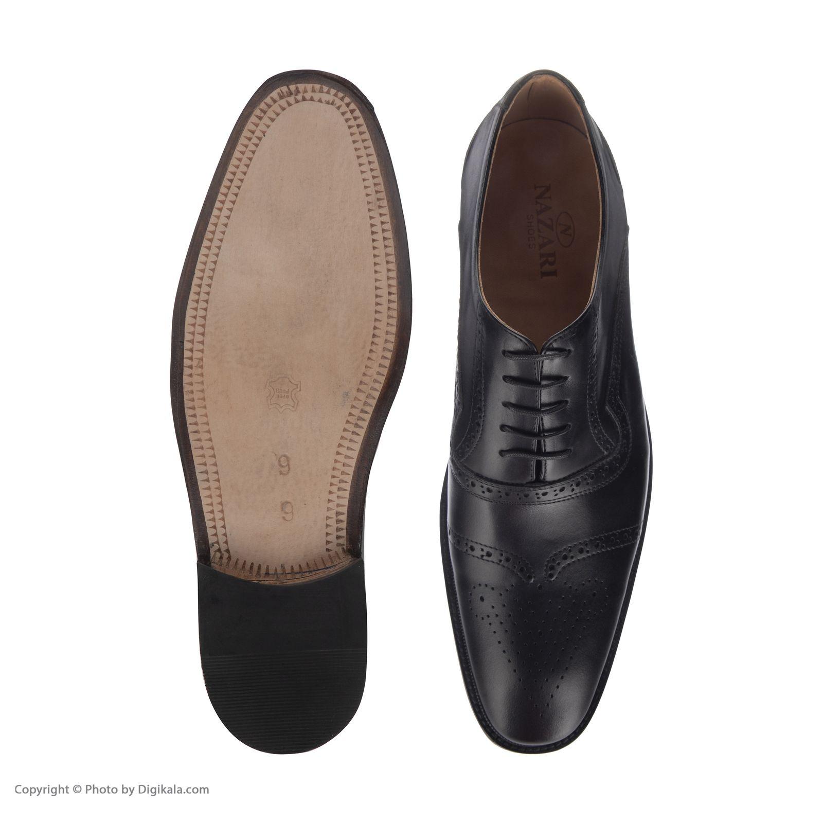 کفش مردانه نظری کد 433 -  - 3