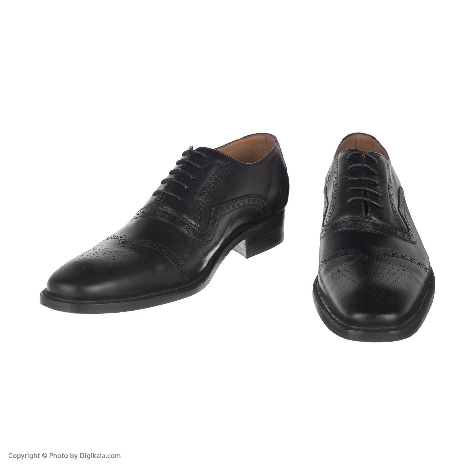 کفش مردانه نظری کد 433 -  - 4
