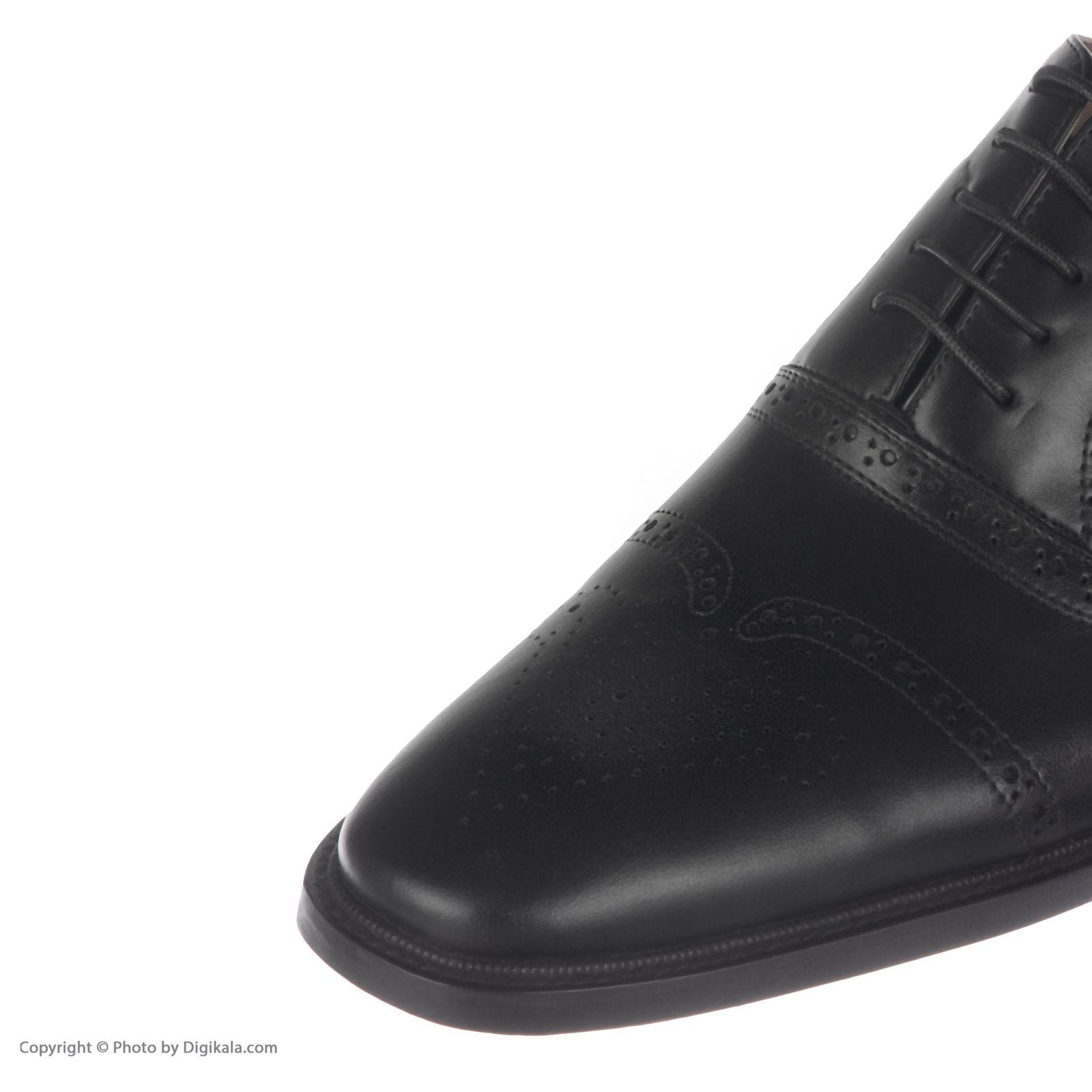 کفش مردانه نظری کد 433 -  - 6