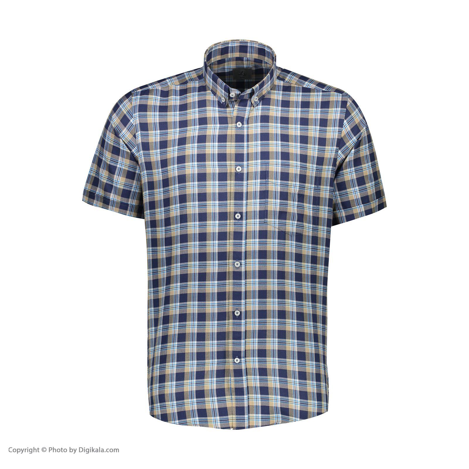 پیراهن مردانه زی مدل 1531194ML -  - 3