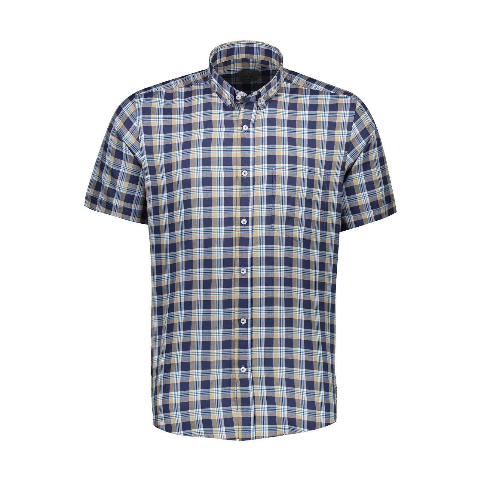پیراهن مردانه زی مدل 1531194ML -  - 2