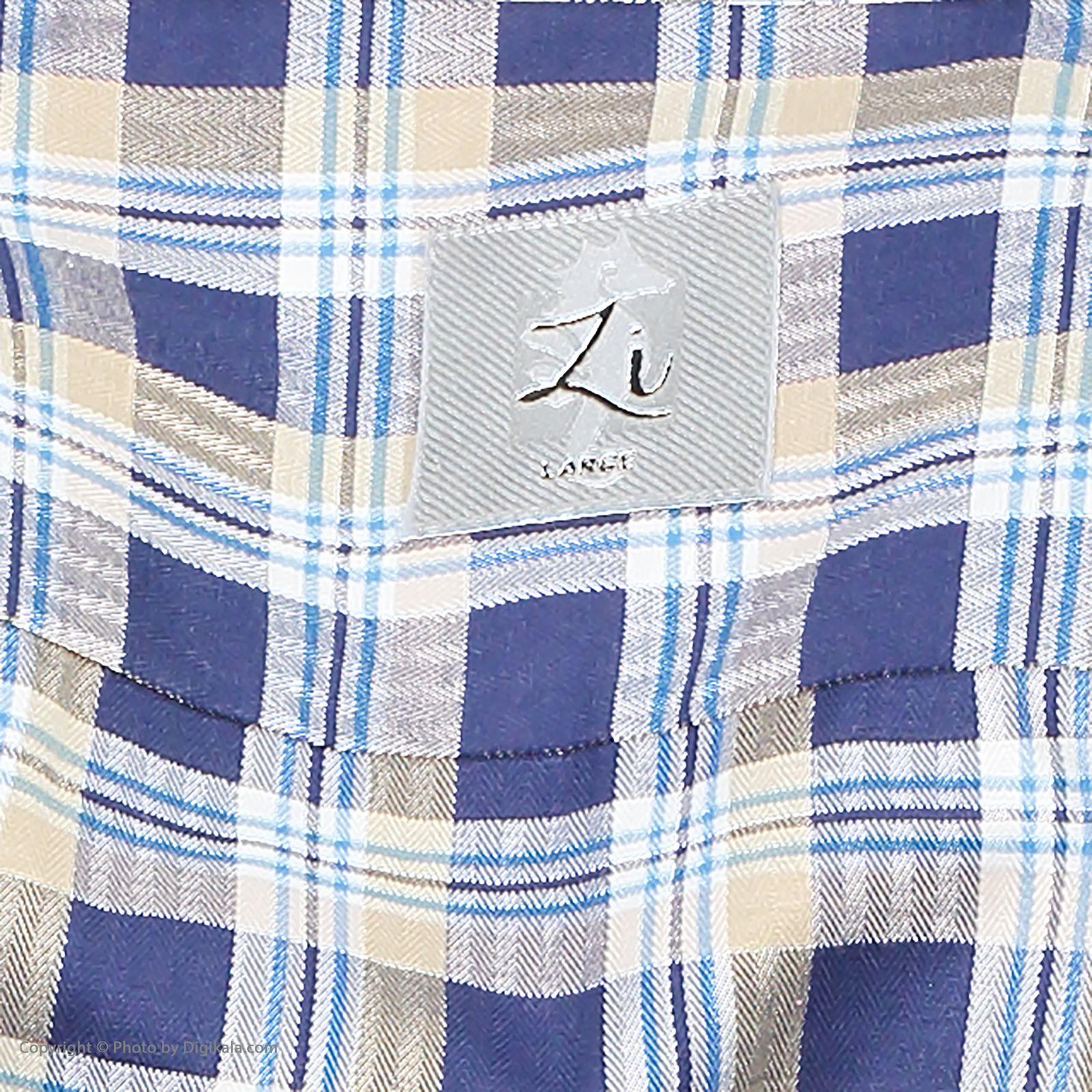 پیراهن مردانه زی مدل 1531194ML -  - 7