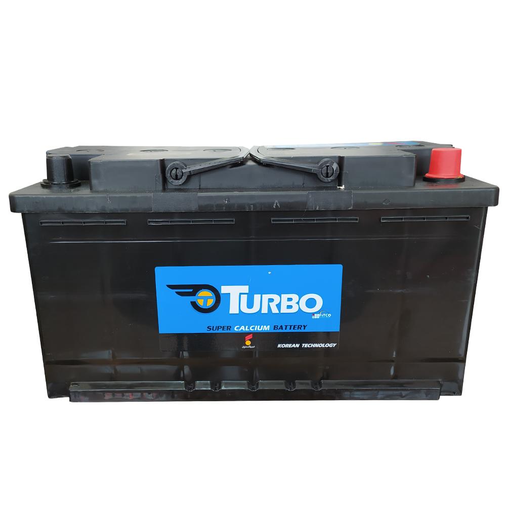 باتری  اسیدی خودرو  توربو مدل 59060