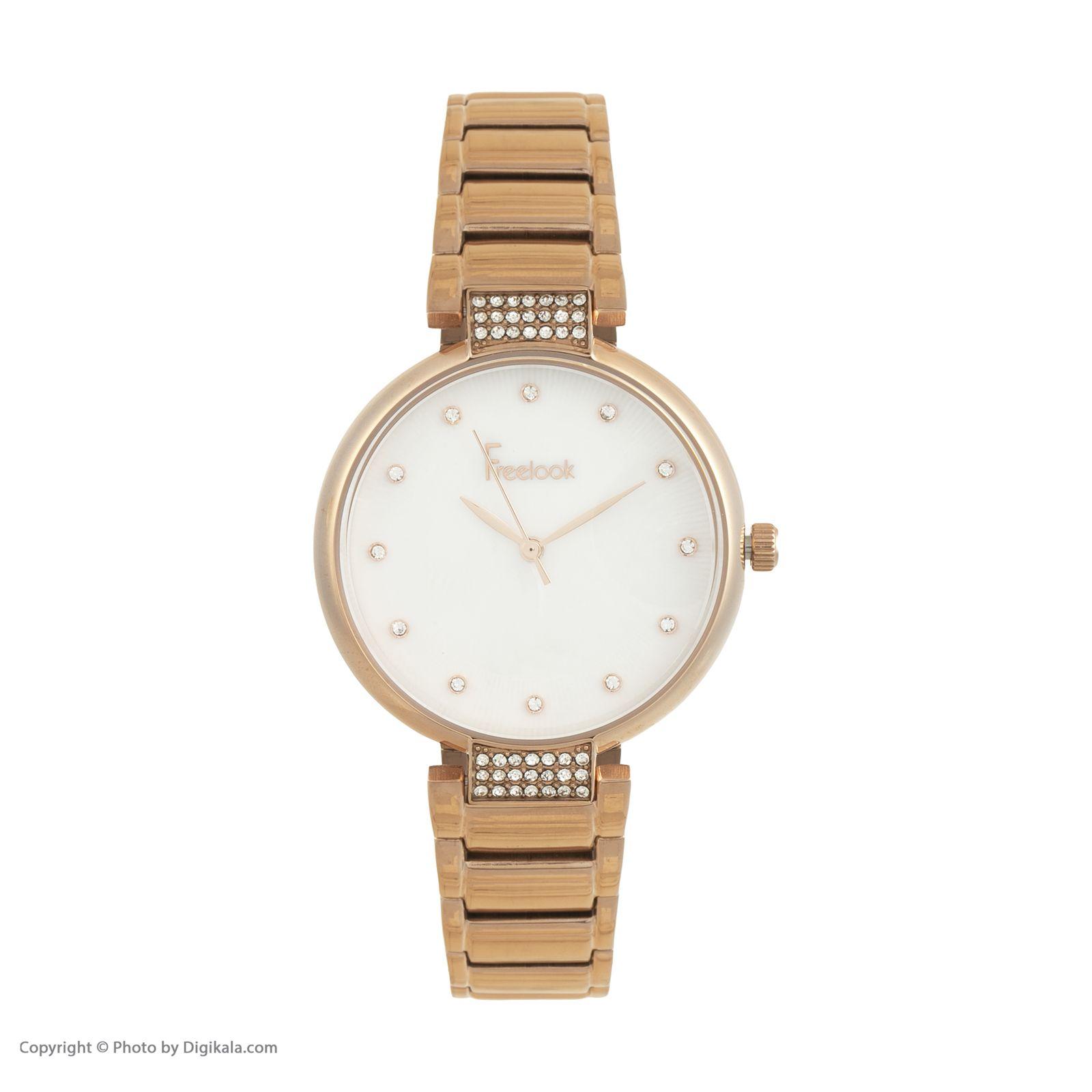 ساعت مچی عقربه ای زنانه فری لوک مدل F.7.1057.03 -  - 1