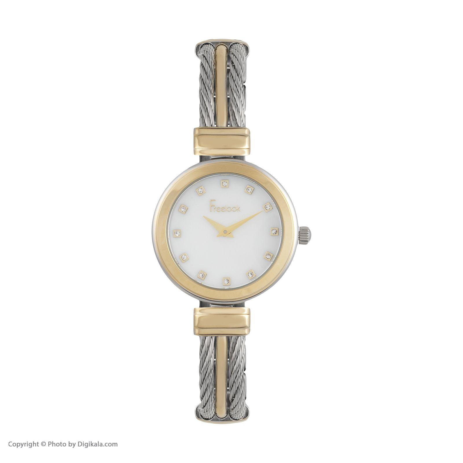 ساعت مچی عقربه ای زنانه فری لوک مدل F.8.1078.07 -  - 4