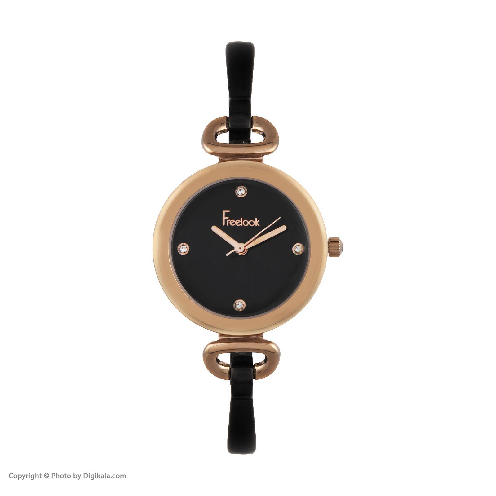 ساعت مچی عقربه ای زنانه فری لوک مدل F.8.1084.03 -  - 1