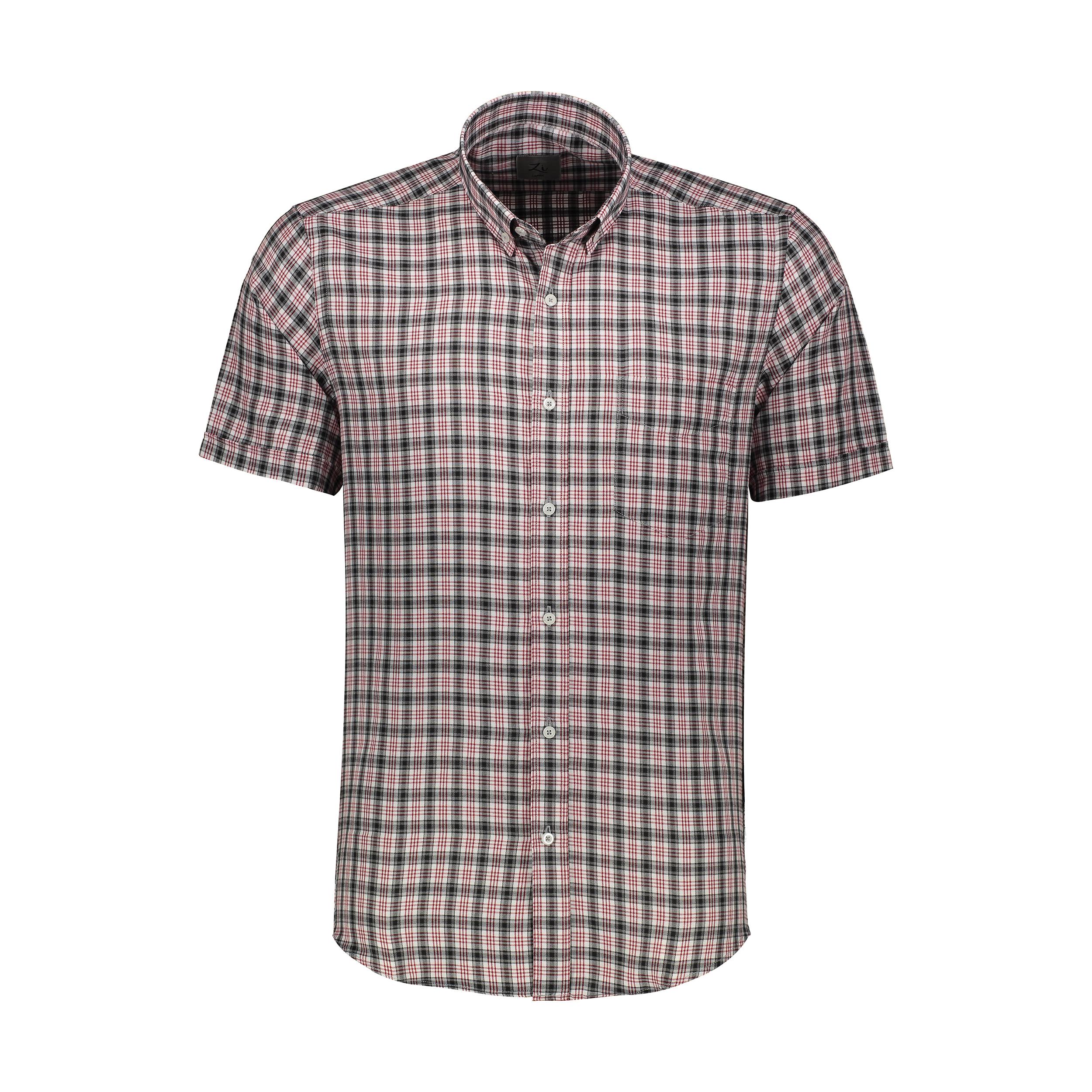 راهنمای خرید پیراهن مردانه زی مدل 1531192ML لیست قیمت