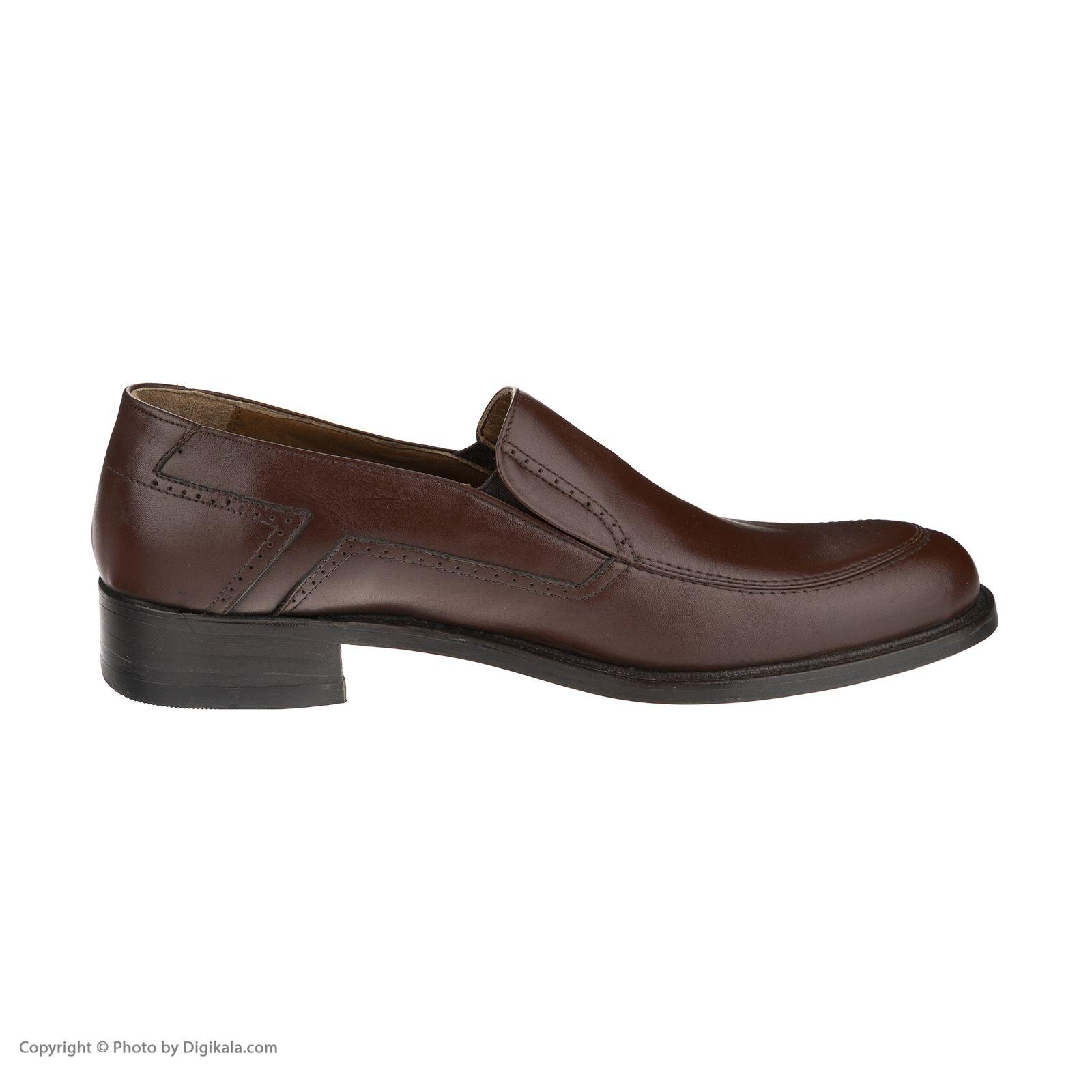 کفش مردانه نظری کد 434 -  - 4
