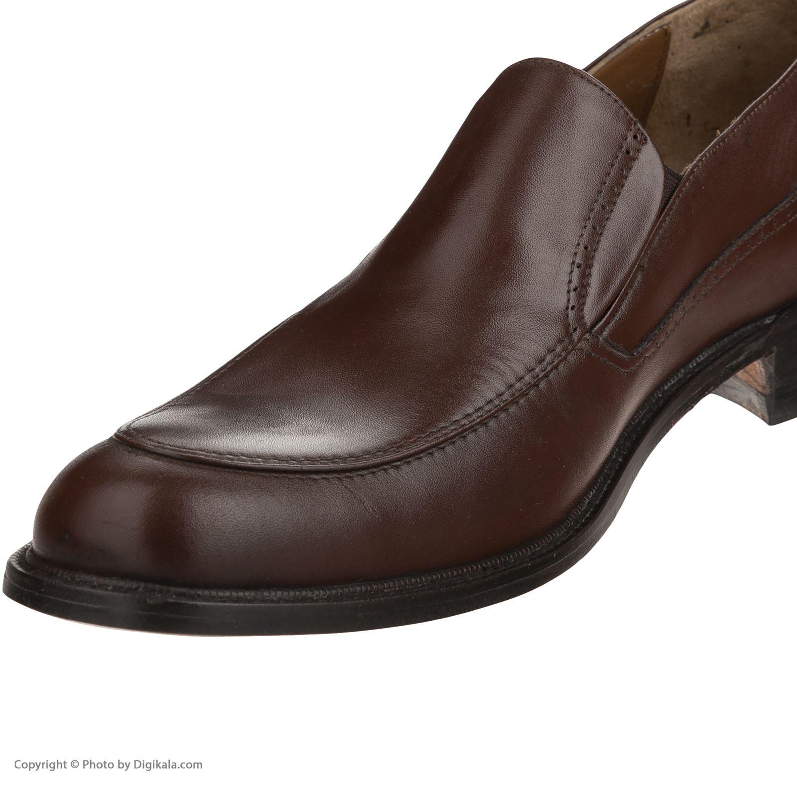 کفش مردانه نظری کد 434 -  - 7
