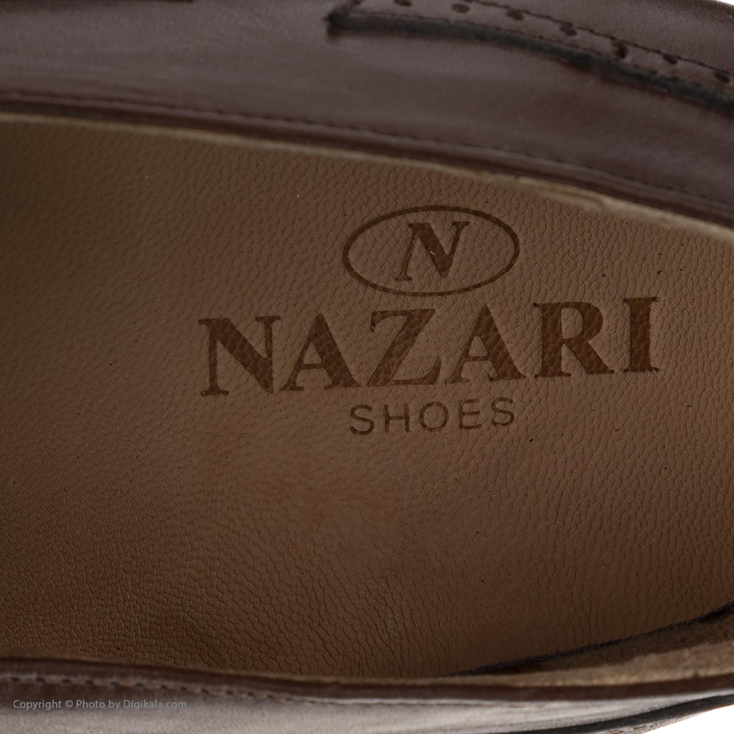 کفش مردانه نظری کد 434 -  - 8