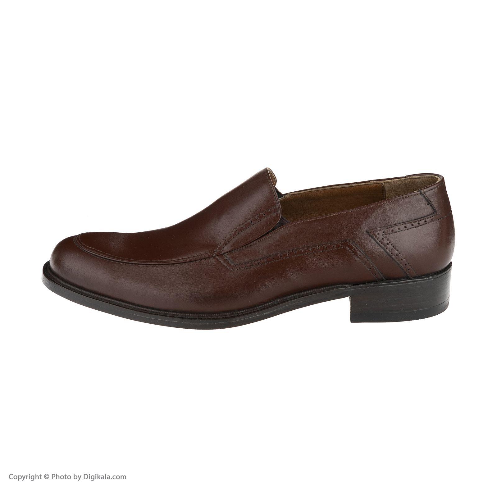 کفش مردانه نظری کد 434 -  - 3
