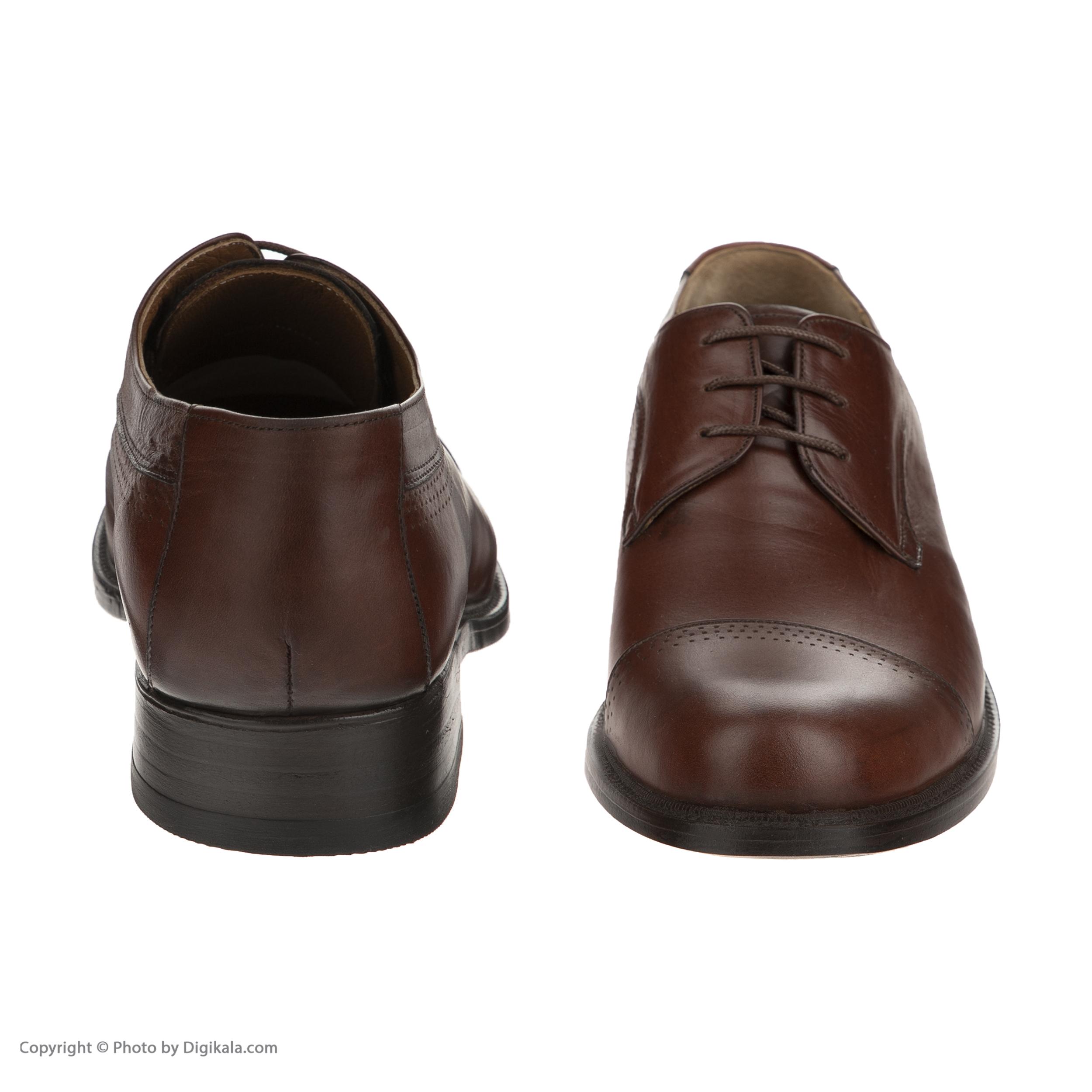 کفش مردانه نظری کد 431 -  - 4