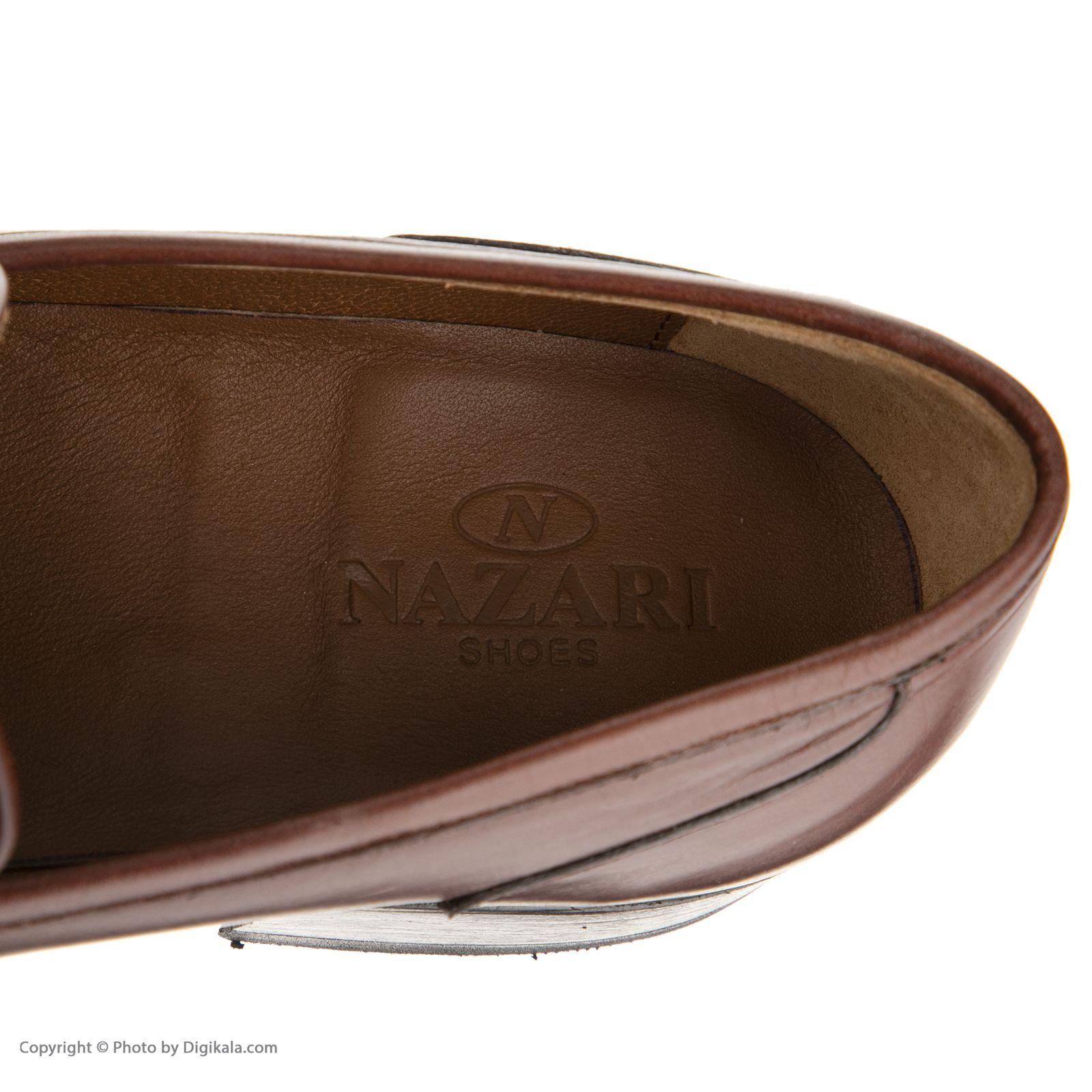 کفش مردانه نظری کد 431 -  - 8