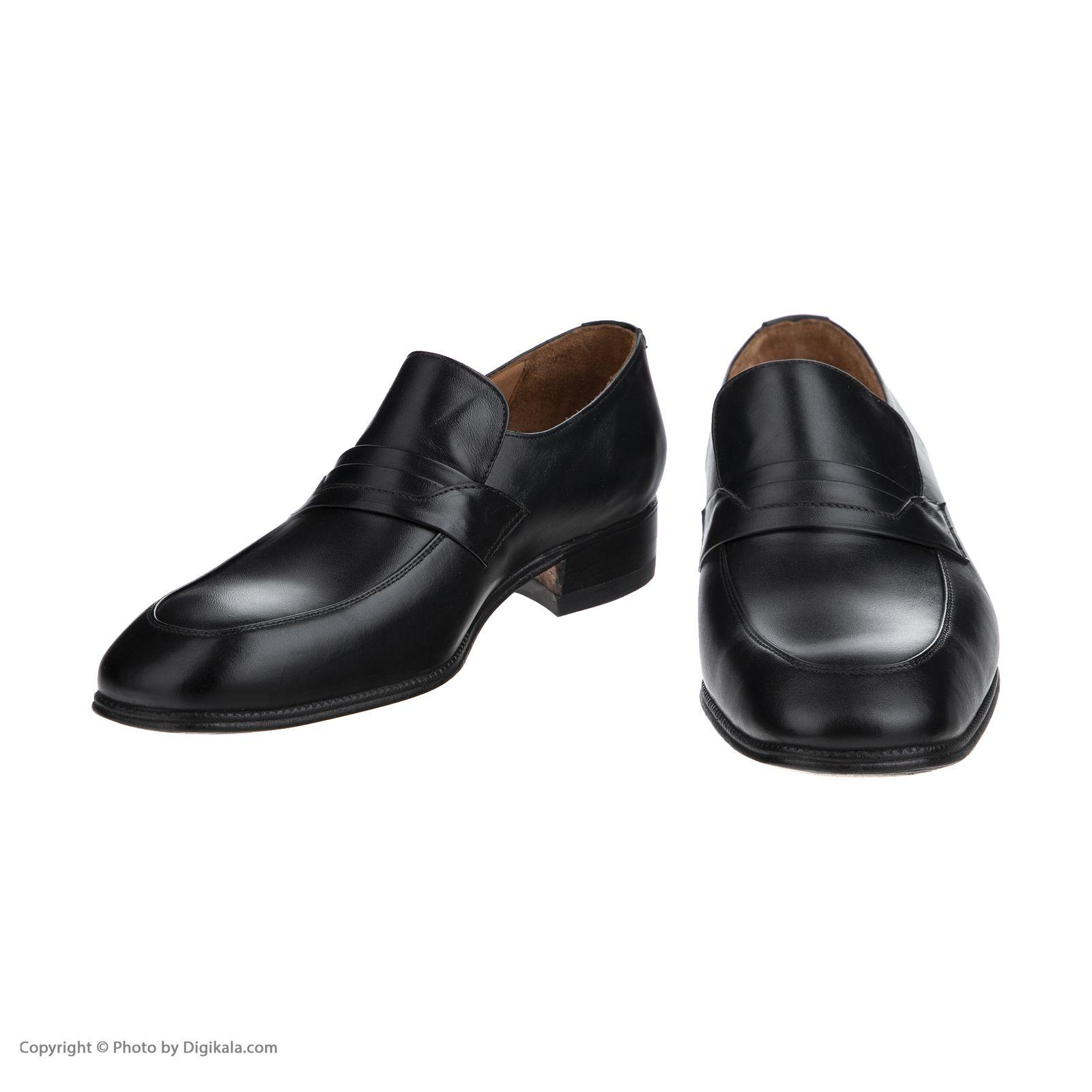 کفش مردانه نظری کد 416 -  - 4