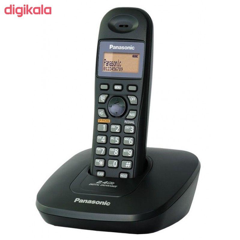 تلفن بی سیم پاناسونیک مدل KX-TG3611sx main 1 2