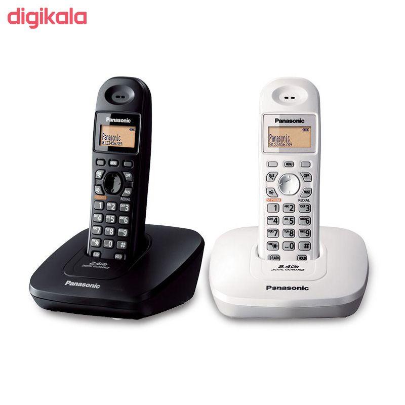 تلفن بی سیم پاناسونیک مدل KX-TG3611sx main 1 3