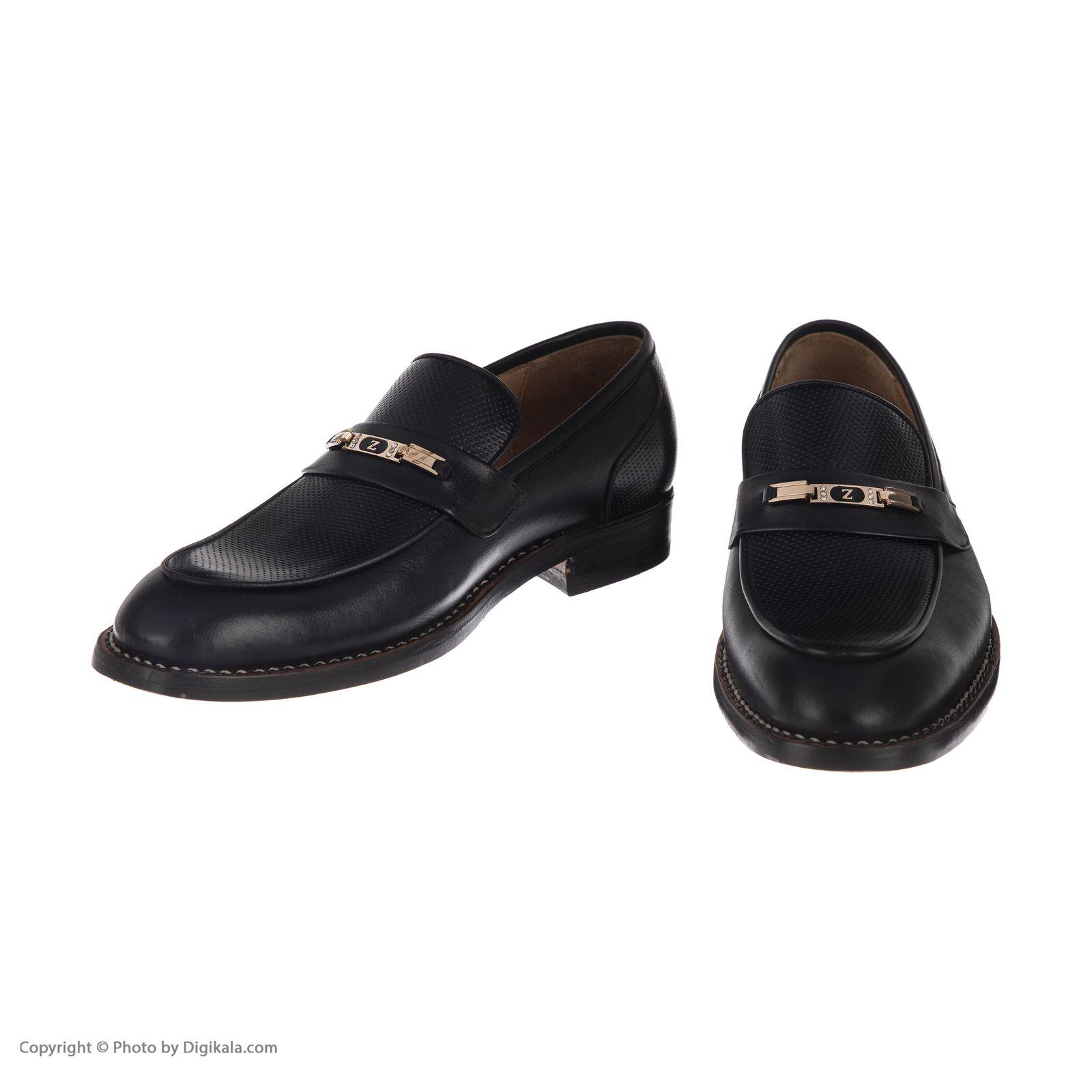 کفش مردانه نظری کد 403 -  - 4