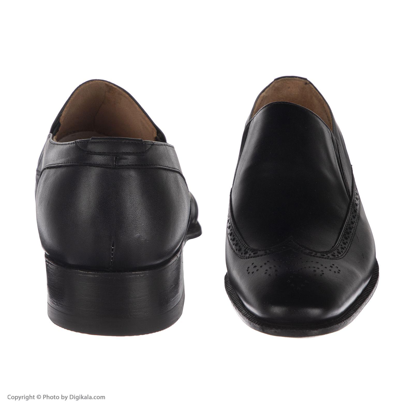 کفش مردانه نظری کد 435 -  - 3