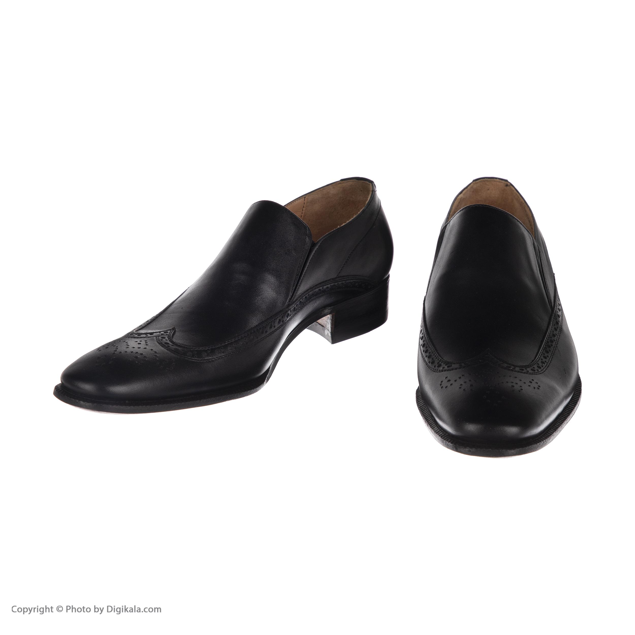 کفش مردانه نظری کد 435 -  - 4