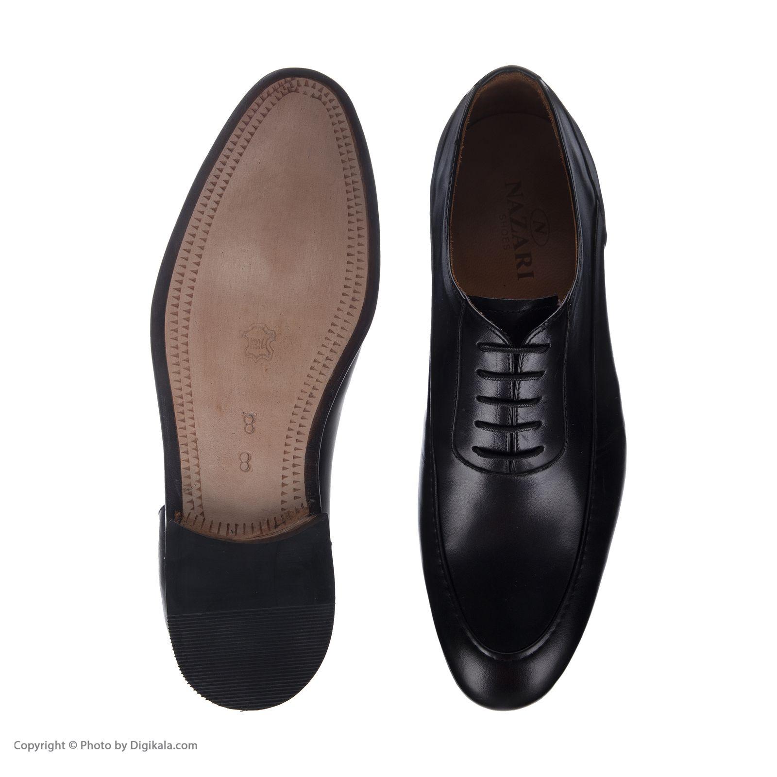 کفش مردانه نظری کد 425 -  - 5