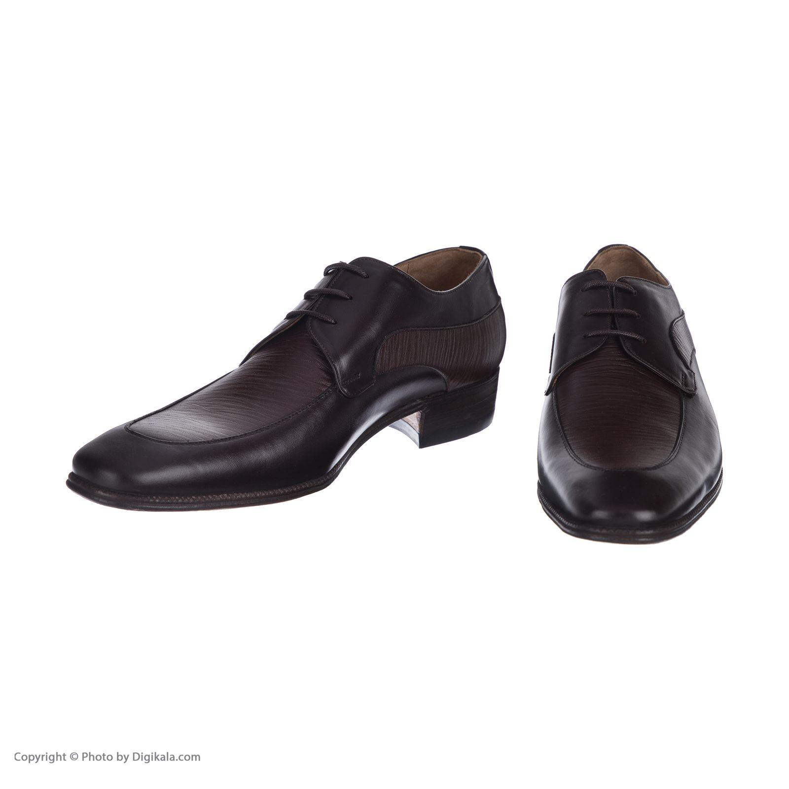 کفش مردانه نظری کد 429 -  - 4