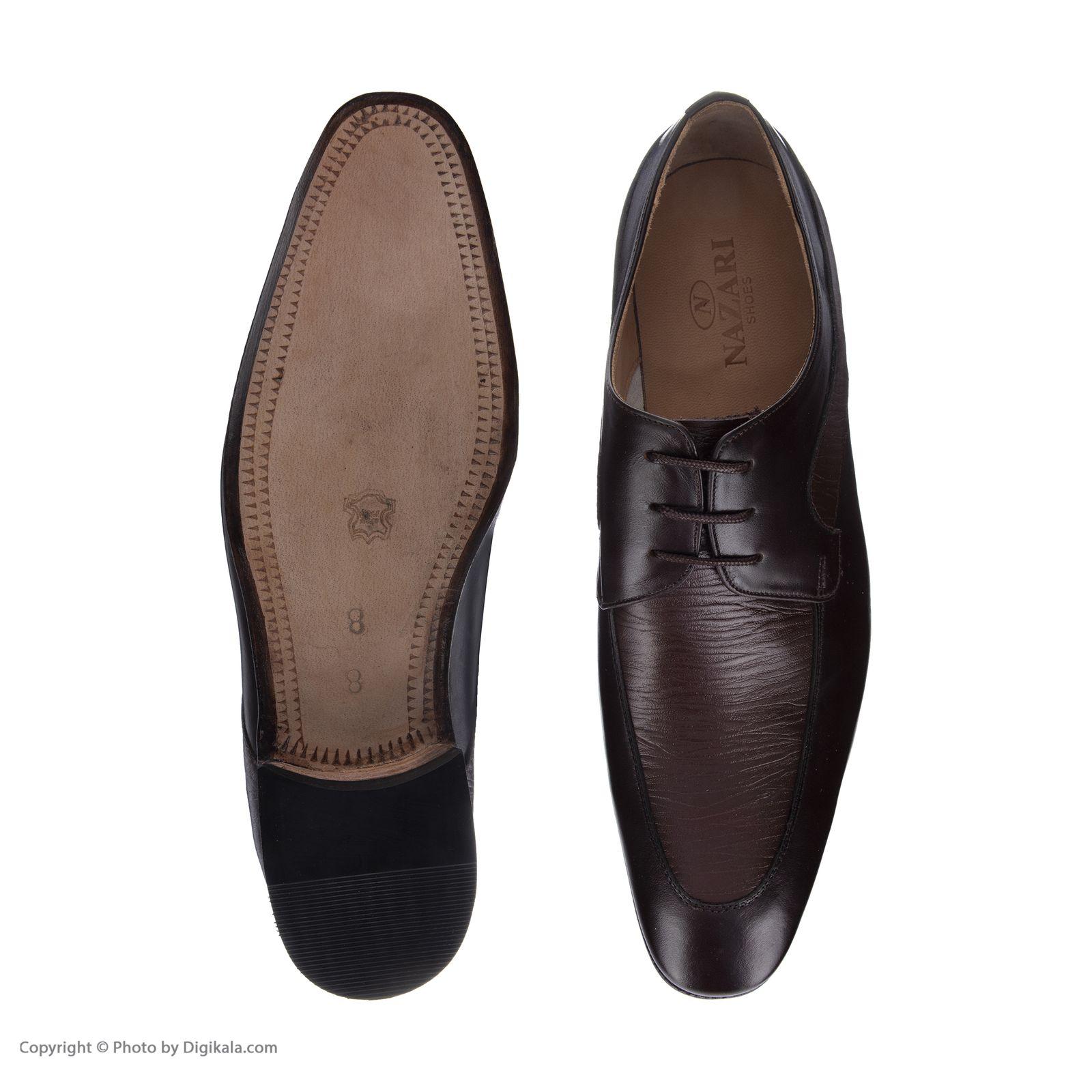کفش مردانه نظری کد 429 -  - 5