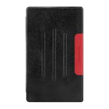کیف کلاسوری مدل F01  مناسب برای تبلت لنوو  Tab 3 7 Plus /TB-7703X